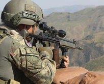 Hakkari'de PKK'lı 2 terörist teslim oldu