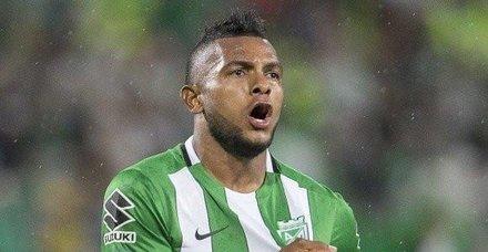 Miguel Borja el yakıyor!