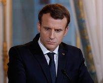 Yalvardılar ama Macron da  PYD'yi sattı