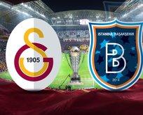 Galatasaray - Başakşehir maçı ne zaman?