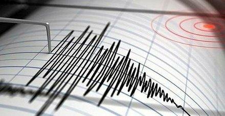 Marmara Denizi'nde 3,5 büyüklüğünde deprem meydana geldi