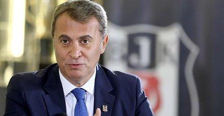 Beşiktaş Başkanı Fikret Orman: 200 milyon ödedik!