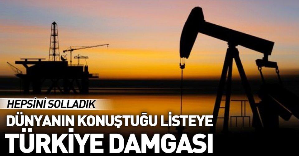 Dünyanın petrol zengini ülkesi hangisi?