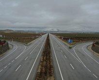 Dev yol hizmete açıldı! 117,7 milyon lira tasarruf sağlanacak