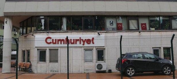 Cumhuriyet'ten skandal THY manşeti!