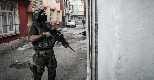 PKK propagandası yapan örgüt üyeleri yakalandı!