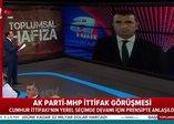 Son dakika: AK Parti ve MHP ittifak için anlaştı!