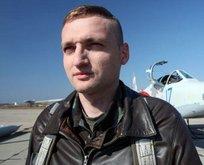 Ukraynalı pilot intihar etti