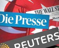 Batı medyası düşmanlığını gizleyemedi