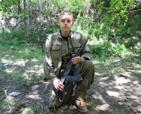 YPG/PKK saflarında bir Alman!