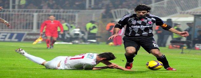 Antalyaspor - Beşiktaş (TSL 19. hafta maçı)