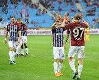 Trabzonspor farklı kazandı!