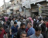 Bab'da bombalı terör saldırısı!