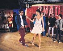 Galada dans şov