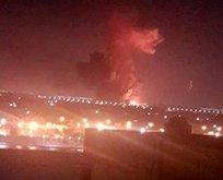 Mısır'da patlama: Ölü ve yaralılar var!