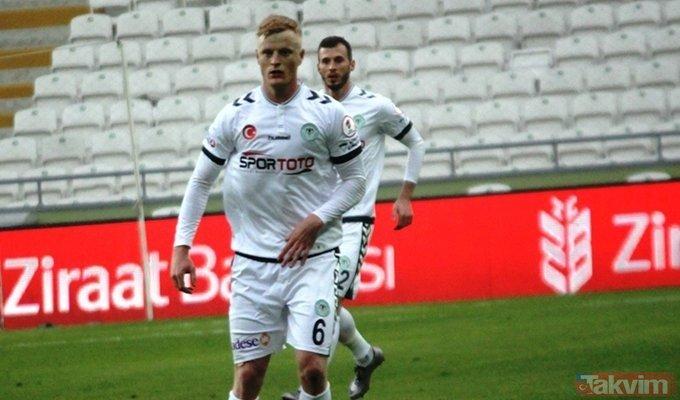 Fenerbahçe Konyaspor'un yıldızı Jonsson ile temasta!