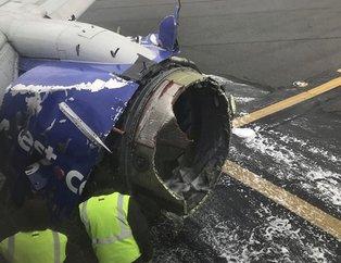 ABD'de faciayı kadın pilot önlemiş