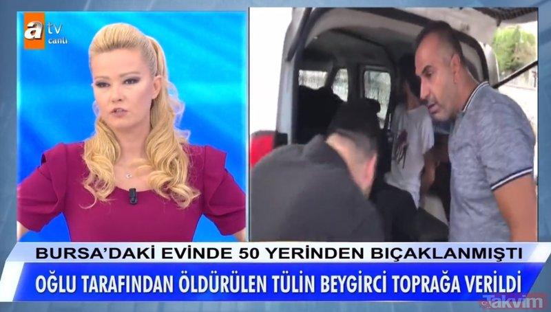 Müge Anlı'da son dakika Tüln Beygirci gelişmesi! Vahşice işlenen cinayetin katil zanlısı herkesi şok etti!