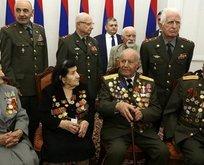 Ermenistan gözünü gazilere dikti!