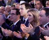 İsrail'in katliamı Trump ailesini mutlu etti