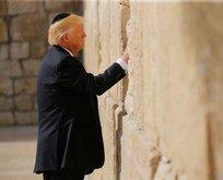 Donald Trump skandal Kudüs kararını bugün açıklayacak!