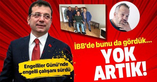 CHP'li Ekrem İmamoğlu bunu da yaptı