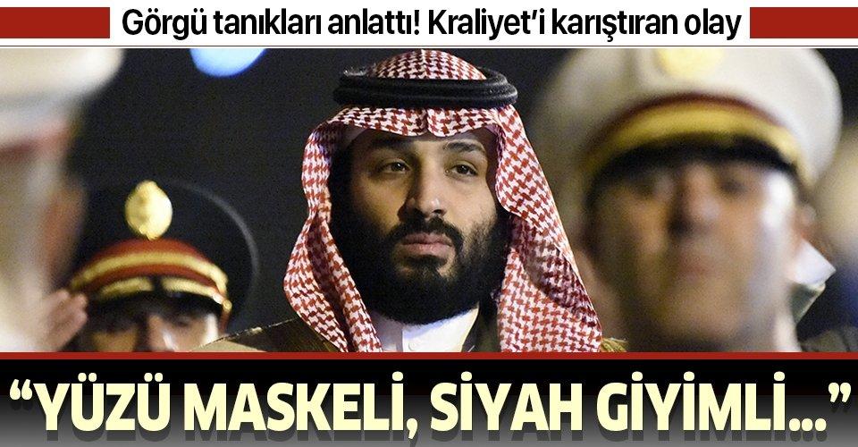 Son dakika: Muhammed bin Selman Kraliyet ailesinden 3 üst düzey ismi tutuklattı!