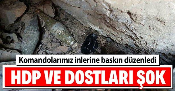 HDP ve dostlarını üzen operasyon