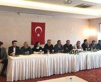 Sanatçılar Mehmetçike destek için sınırda