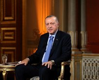 Erdoğandan canlı yayında erken seçim yorumu