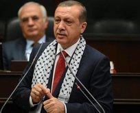 Erdoğan'dan Kudüs için diplomasi trafiği