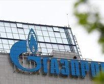 Gazprom'un geliri yüzde 44 azaldı