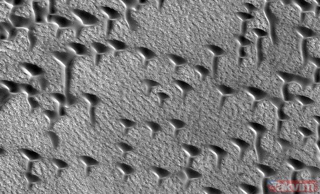 Mars'ta görüntülendi! Korku ve dehşete düşüren cisim... Mars bileti nasıl alınır? 'İsmini Mars'a gönder'