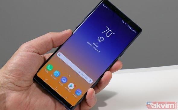 Samsung telefon kullananlar dikkat! (Anroid Pie hangi modellere gelecek?)