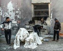 PYD/PKK sivillere 52 roket ve havan mermisiyle saldırdı