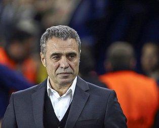 Yanal'ın gözü UEFA'da