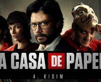 4. sezon müjdesi! La Casa De Papel ne zaman başlayacak?