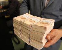 Hazine alacakları 19,2 milyar lira