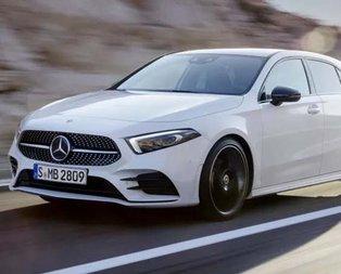 Mercedesin yeni A serisi büyüledi