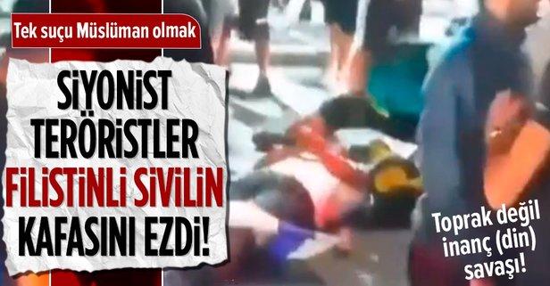 Fanatik Yahudiler Müslümanlara saldırıyor!