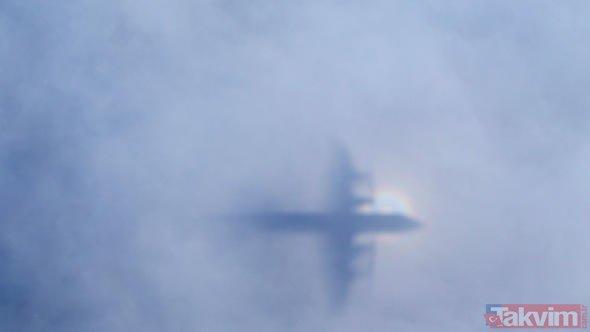 Kayıp Malezya uçağı hakkında dünyayı sarsan açıklama 'Saatlerce...'