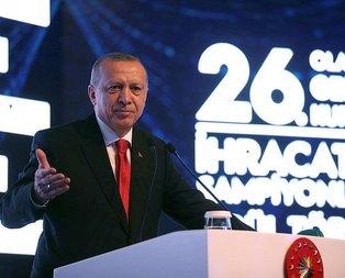 Erdoğan'dan flaş İstanbul açıklaması