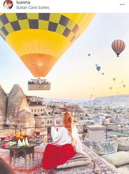 Kapadokya Güzeli Takvim 11 Ağustos 2018