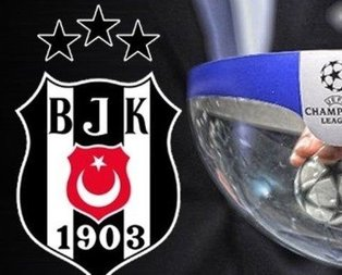 Beşiktaşın son 16daki muhtemel rakipleri