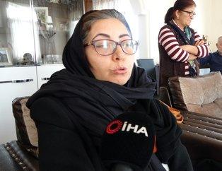Özgecan Aslan'ın ailesinden Ceren Özdemir'in ailesine ziyaret! İdam istediler