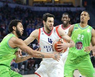 Basketbolda Türkiye Kupasının sahibi belli oldu