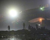 Bağdat'ta art arda patlamalar! Ölü ve yaralılar var