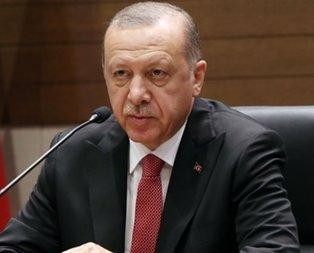 Başkan Erdoğan'dan Erbil'deki saldırıya sert tepki