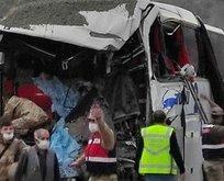 Bitlis'te feci kaza: Ölü ve yaralılar var
