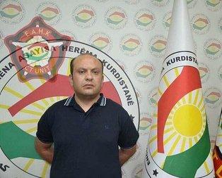 Erbil teröristlerinden biri daha yakalandı!